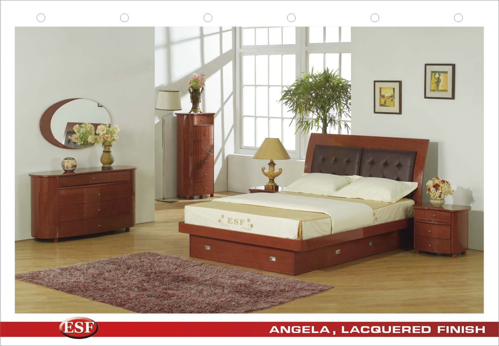 Contemporary Bedroom Sets Queen Size Bed Modern Furniture Stores In